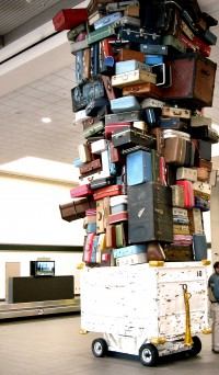 Just a bit of baggage.