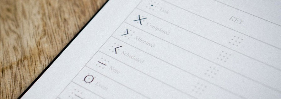 Organization and Planning – AReset